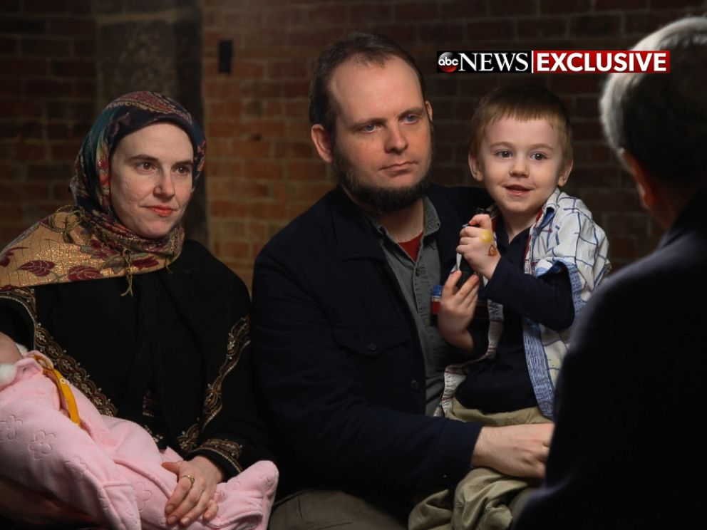 Hostage family suffered violence
