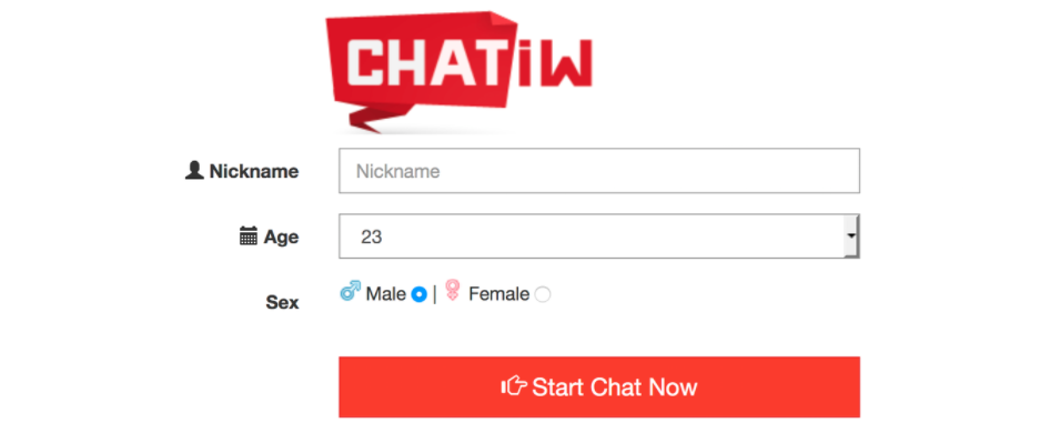 Adult chat sites with credit card needed