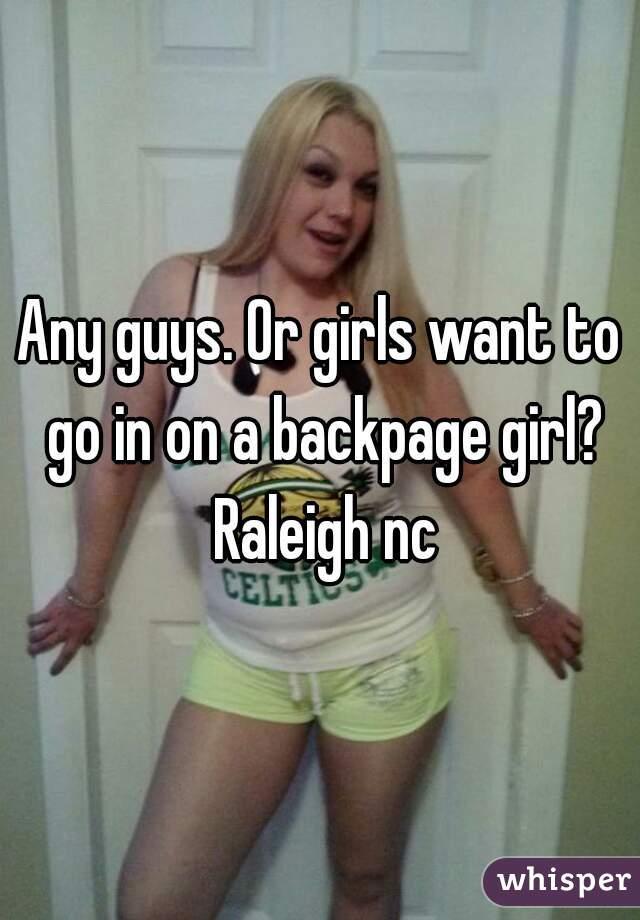 Backpage in burlington nc