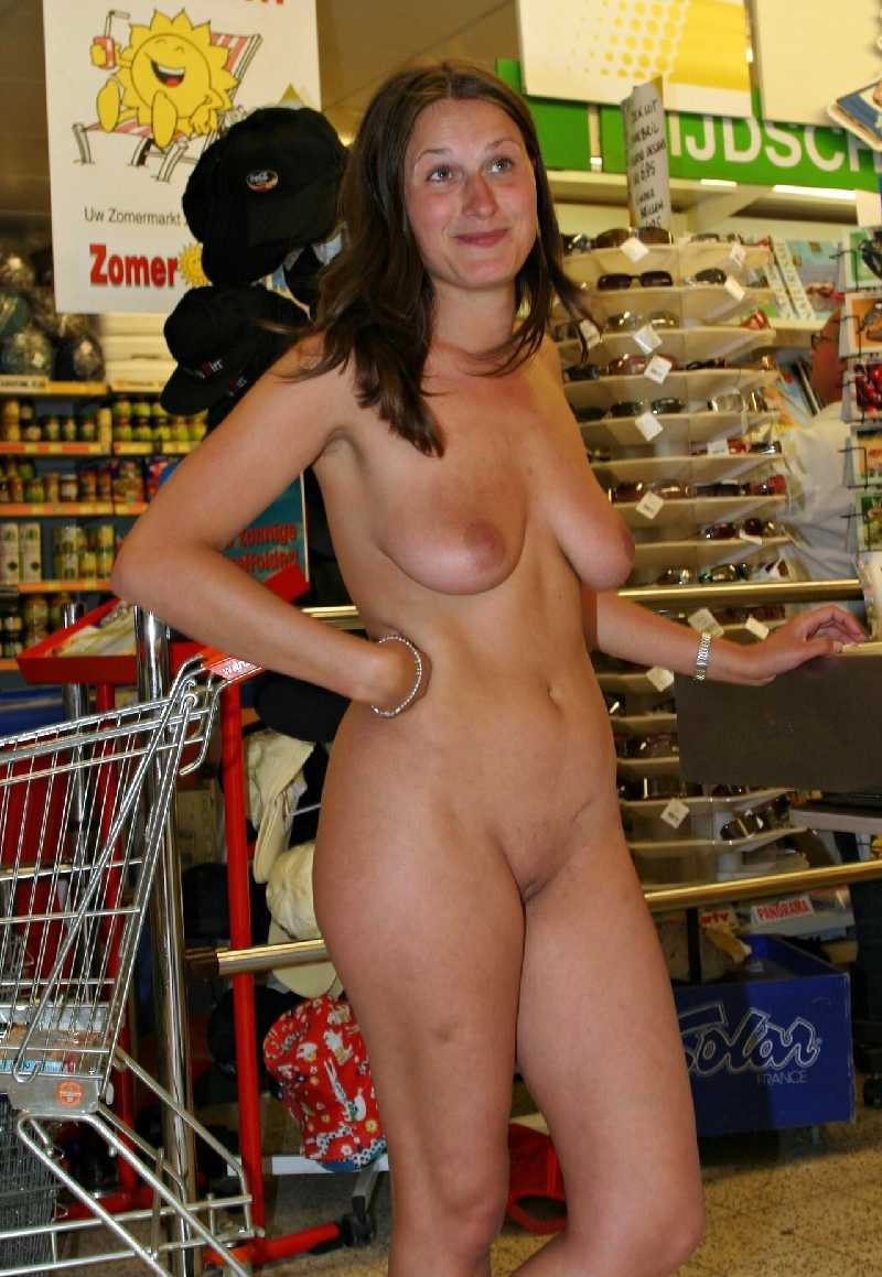 Nude in public blog