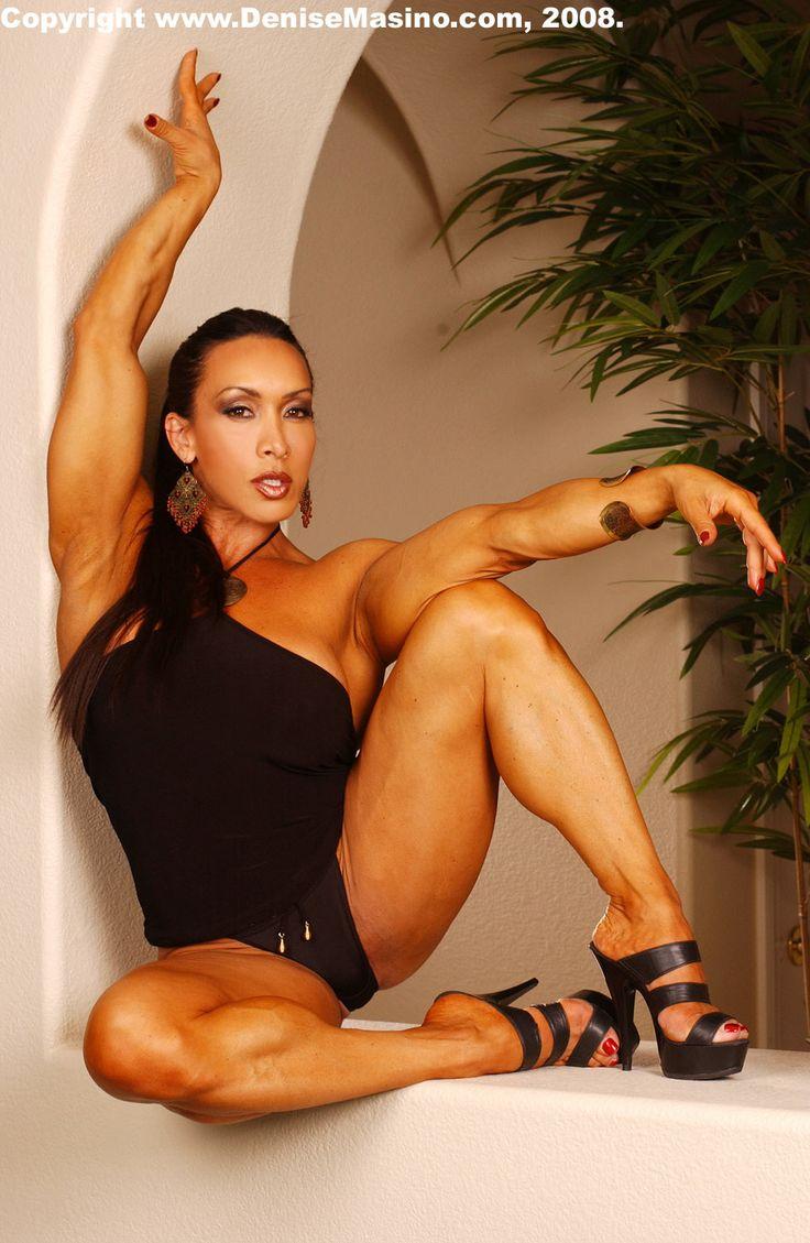 Fitness girl feet porn
