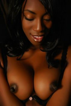 Black women with big nipples