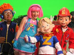 Pics query lazy town
