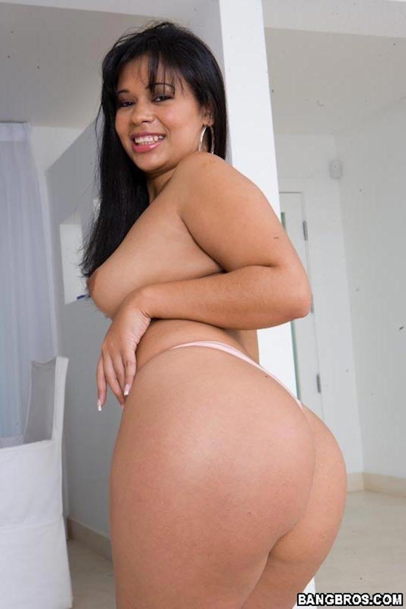 Huge butt latina porn