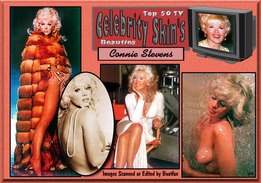 Connie Stevens Topless - Slovakian - 37 photos and videos