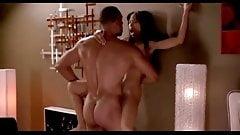 Soft core sex scene