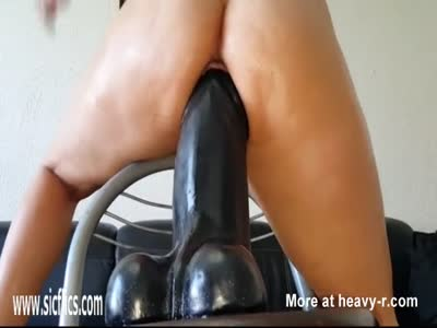Huge anal dildo extreme belly bulge porn videos search