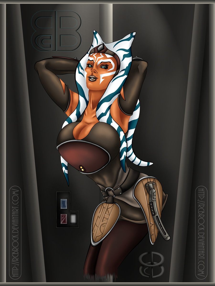 Ahsoka tano porn star wars movies who ready