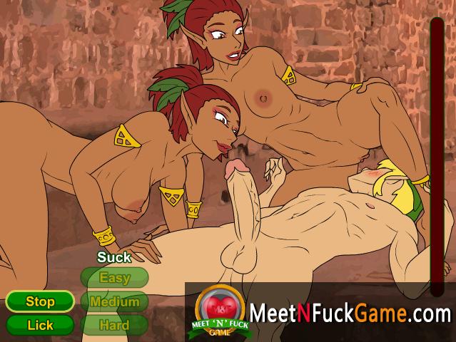 Zelda fucked the legend of zelda