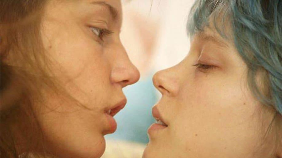 Blue is the warmest color lesbian sex scene