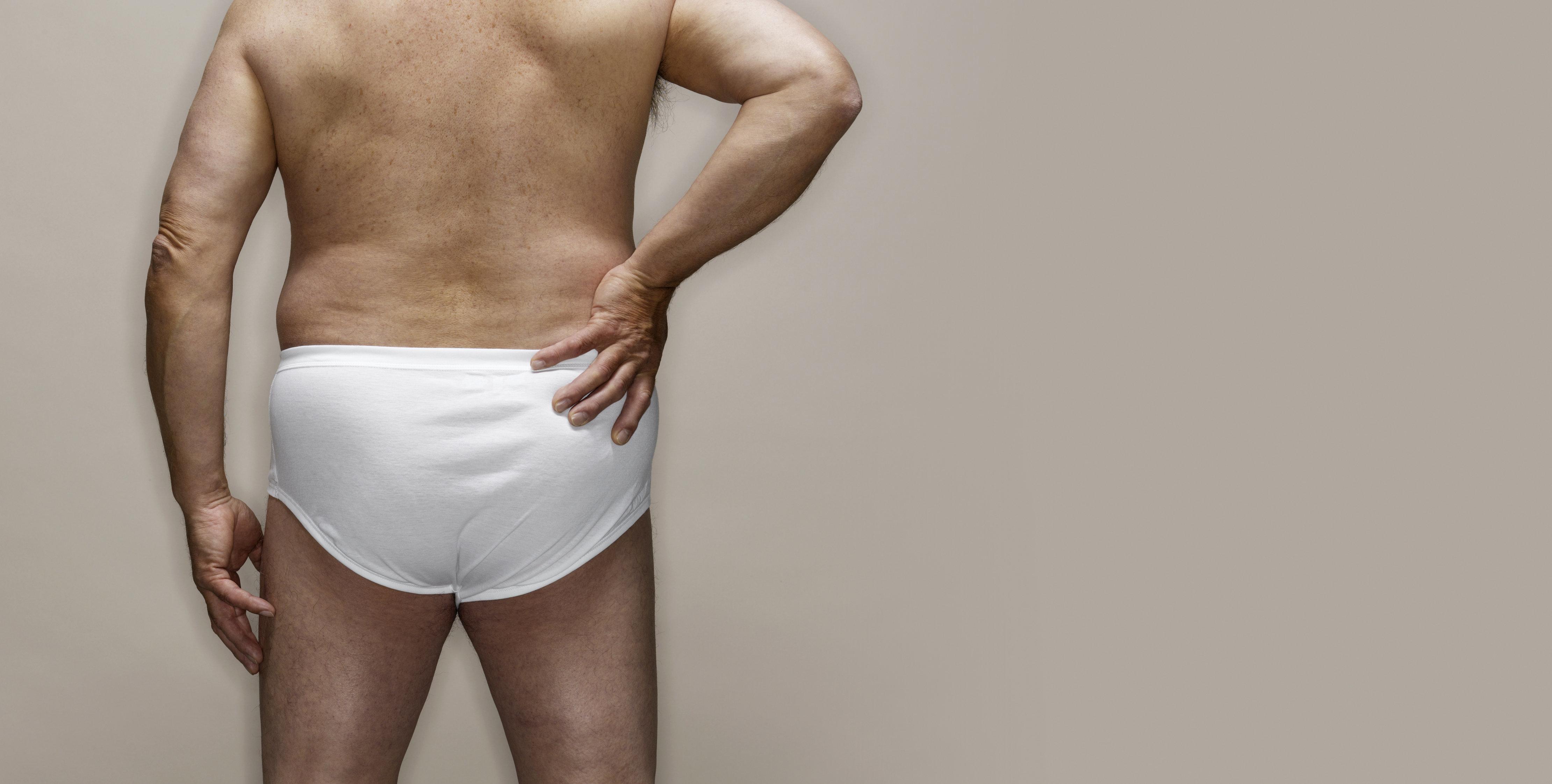Pics of men wearing panties