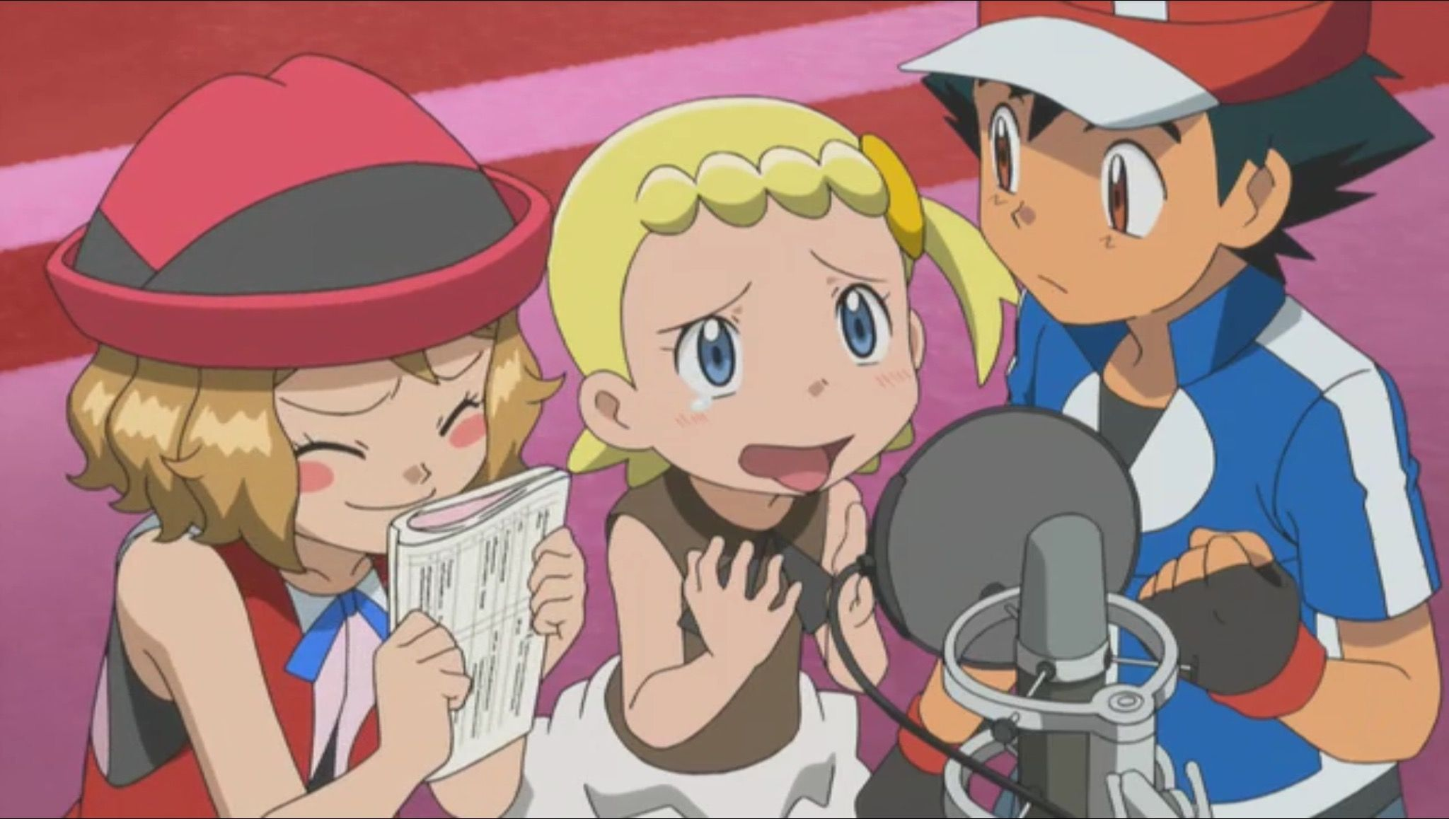 Best images about serena and bonnie pokémon