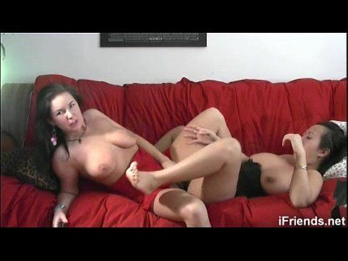 Guy fucks girl while getting fucked XXX