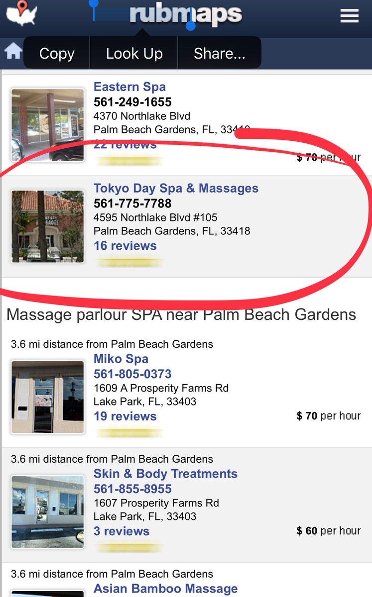 Asian massage parlors with rubmap reviews
