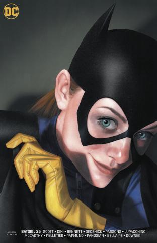 Batgirl interrupted superhero manga luscious