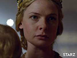 Rebecca ferguson the white queen e uncut