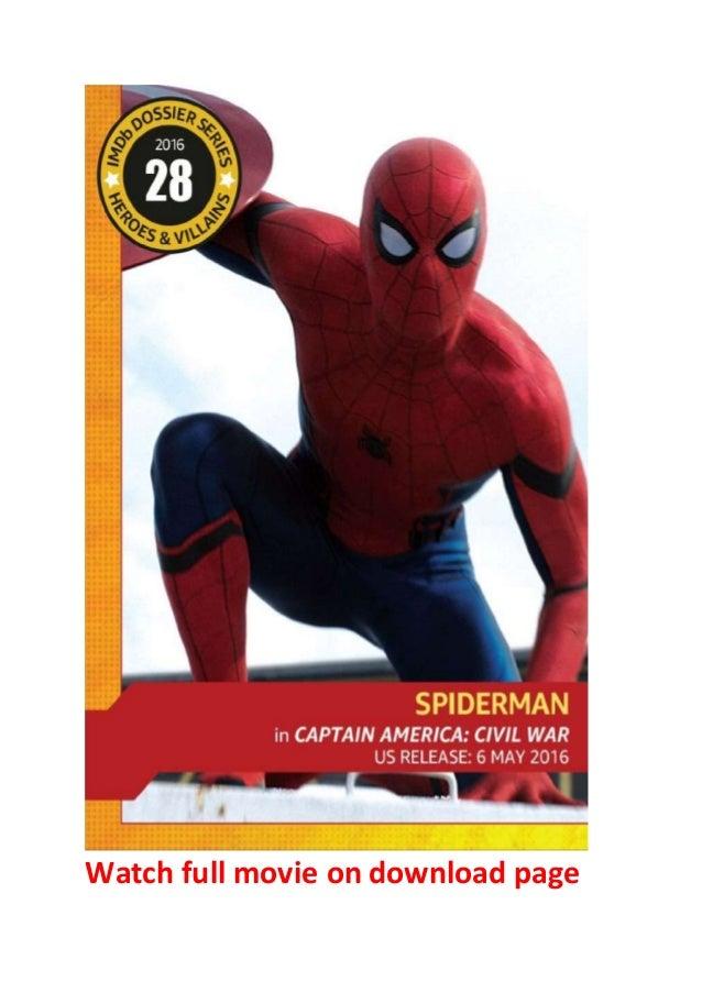 Spider man 3 full movie online
