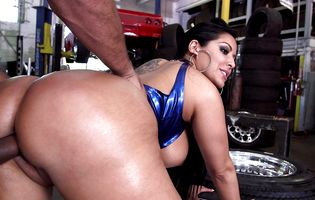All jizz in hot latina pussy porn tube