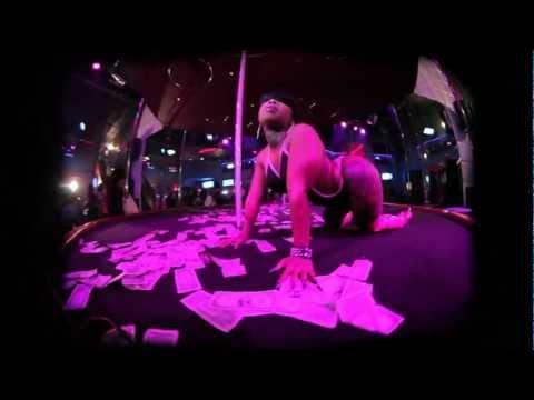 Pink poodle strip club