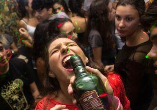 Bachelorette party facial regret