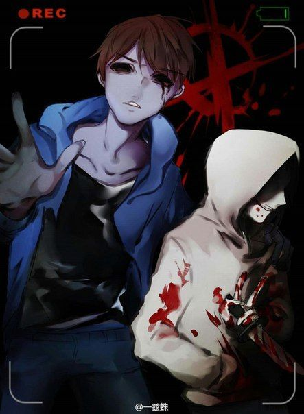 Images about creepypasta on pinterest eyeless jack