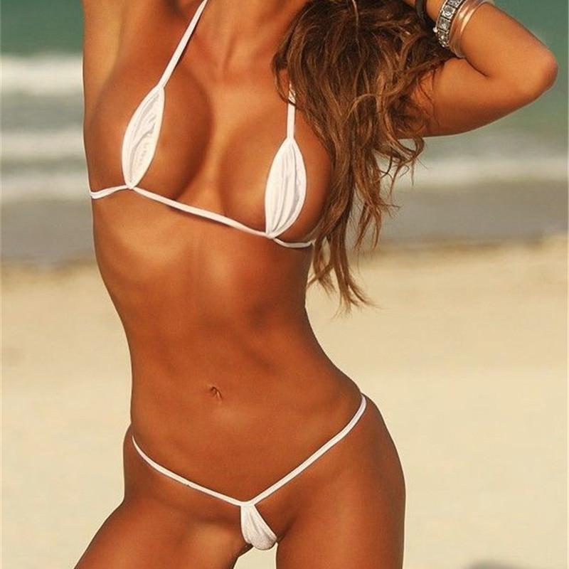 amateur strand micro bikini