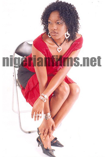 Chika ike nollywood beauty in the making