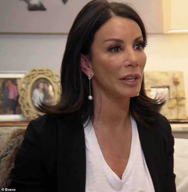 Danielle staub sex tape new jersey housewives star free