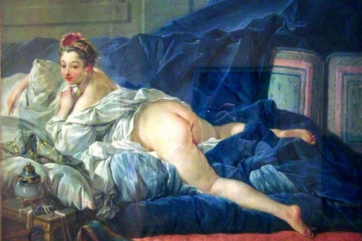Vintage erotic art tumblr