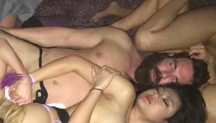 Dan bilzerian sex tape