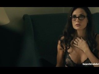 Demi moore nude about last night