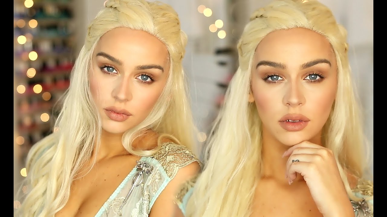 Game of thrones mother of dragons look alike