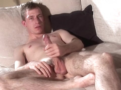 Horny mouthy chav rides submissive twink