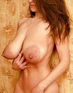 Huge tits large nipples