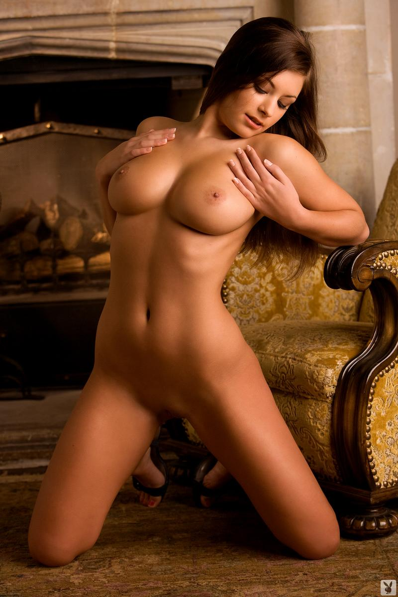 Nude in public blog