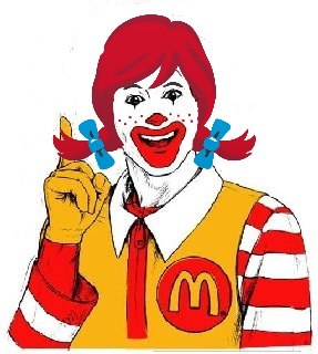 Showing porn images for ronald mcdonald wendy porn