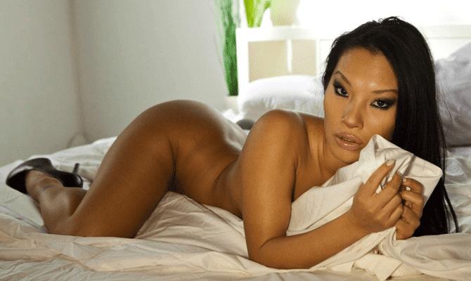The hottest asian pornstar