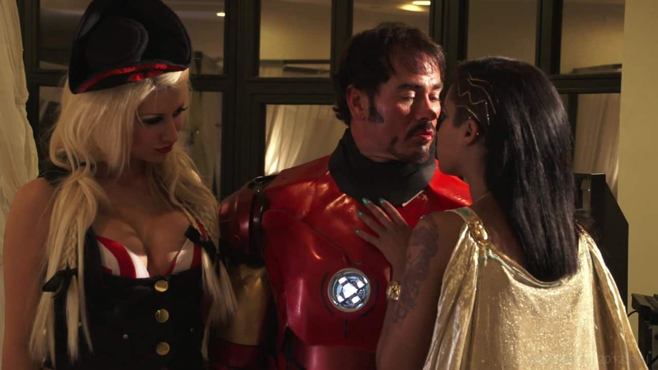 Thor a porn parody from vivid starring brendon miller